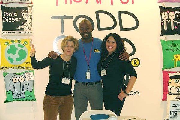 Let Manny Stone Decorators help you achieve tradeshow booth success
