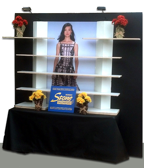 Manny Stone Decorators Trade Show Tips And Ideas - Conference table displays