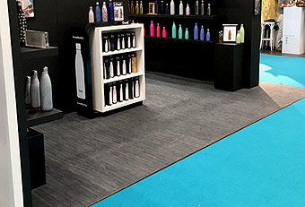Exhibition Booth Flooring : Manny stone decorators examples of trade show booth designs