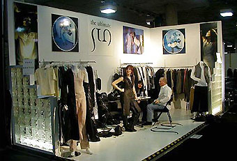 The Ultimate Sin trade show booth by Manny Stone Decorators