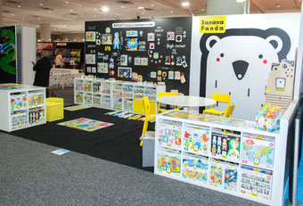 Manny Stone Decorators | Examples of Trade Show Booth designs