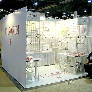advice for lighting for trade show booths